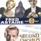 Two Fred Astair Movies [Royal Wedding/Second Chorus] NEW Free Shipping