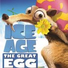 Ice Age: The Great Egg-Scapade (DVD, 2017) NEW Free Shipping