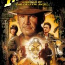 Indiana Jones and the Kingdom of the Crystal Skull (DVD, 2008, Widescreen)  NEW Free Shipping