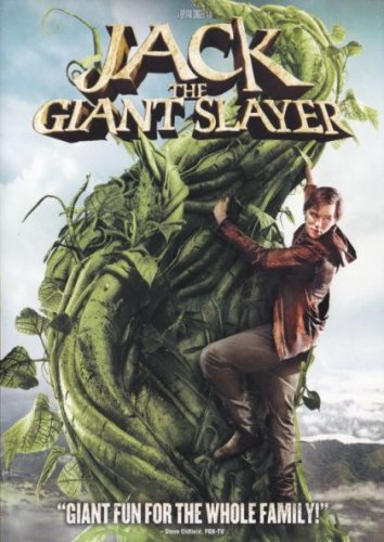 Jack the Giant Slayer (DVD, 2013) NEW Free Shipping