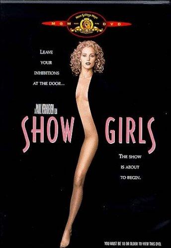 Showgirls (DVD, 2000, Widescreen) NEW Free Shipping