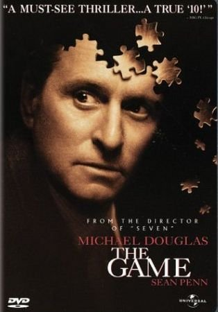 The Game (DVD, 2002) NEW Free Shipping