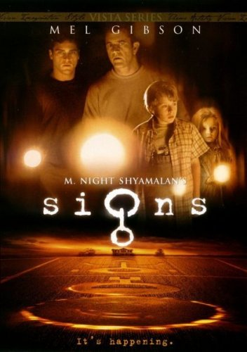 Signs (DVD, 2003) NEW Free Shipping