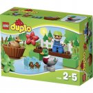 NEW Lego Duplo Forest: Ducks Ages 2-5 13 Pieces 10581 Free Shipping