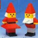 Vintage Lego 1980 Build-A-Pair of Elves NEW Free Shipping