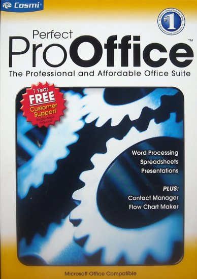 ProOffice Office Suite
