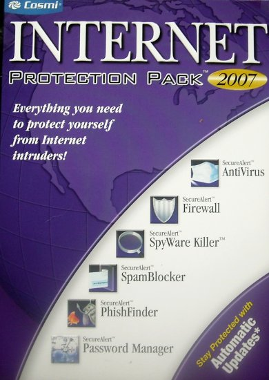 Internet Protection Pack 2007