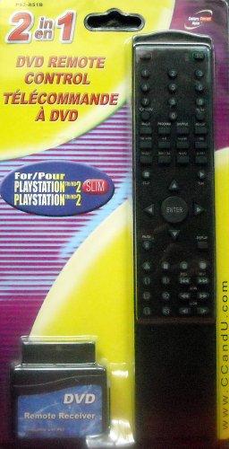 PlayStation 2 DVD Remote