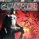 GameInformer Batman Begin Cover