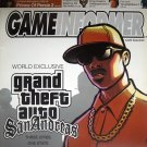 GameInformer Grand Theft Auto San Andreas