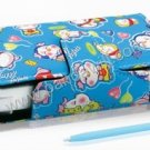 BlackHorns DS Lite Cartoon Waterproof Case Blue Piggi
