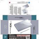 Nintendo Ds Lite Gloss Silver (refurbished)