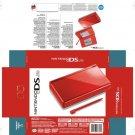 Nintendo Ds Lite cherry red (refurbished)