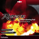 Verbatim Rapier Gaming Mouse Pad (Black)