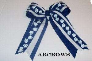 Cheer Bow - Custom - Triple Layer