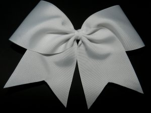 Texas Size Cheer Bow - single layer