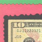 $10.00  == RADAR ~~  LADDER ~~  GJ 11223321 A