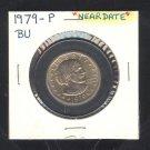 """ NEAR DATE "" $1.00 SBA 1979-P"