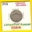 ERROR == planchet cracked !!  LQQK