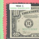 1934c  $10 FRN