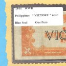 "WWII "" VICTORY ""  One Peso"