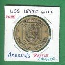 Coin, USS Leyte Gulf
