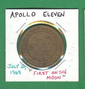 Apollo Eleven ~~ First on the MOON ~~
