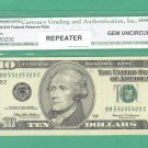~ REPEATER ~ $10.00 == GEM 65..........