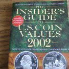 U.S. COIN values ~~ 2002 ~~ The Insiders Guide