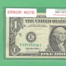 $1 === ERROR NOTE=== Shift LEFT Print and DOWN