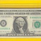1985 $1.00 FRN ( B ) district