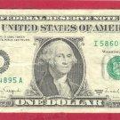 == 1988a == Scarce == I - A block =$1.00 FRN