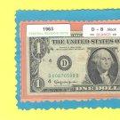 Series 1963 ==== == D - B block ==