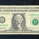 1995 = G-P block , only run printed at  WASH D.C. G35820339P
