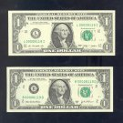 Seeing DOUBLES  # 8119 * 8119 = Same SERIAL # ~ 2 notes ~~