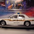 Newport News SHERIFF Car