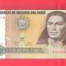 PERU  500 series 1987