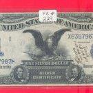 1899 $1.00 SILVER certificate = FR 229