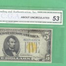 ~ North Africa ~  WWII = $5.00 Emergency Issue