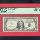 MisMatched Serial # = ERRoR = 1957b $1.00 Silver Cert U37/47031262A
