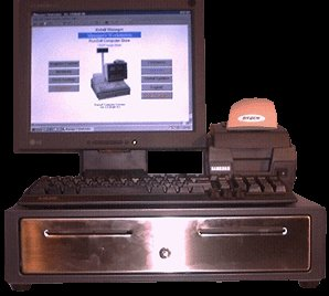 Point of Sale, POS, Cash Register - Complete Package