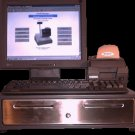 Point of Sale. POS, Cash Register - Soft/Periph/LCD Monitor