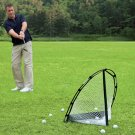 GOLF BALL PITCHING WEDGE CLUB CHIPPING NET