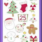 Doodlebug Design Inc - cheerfully christmas