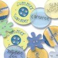 Junkitz Summer Buttons