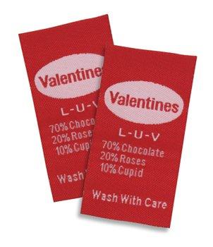 Junkitz Labelz - Valentines