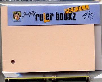 Junkitz ruler book refill 2.5x3.5