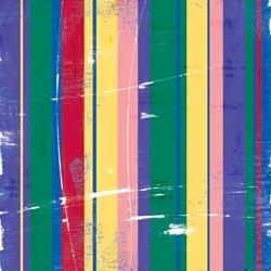 Junkitz brights chunky stripe paperz