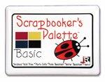 Ranger Ink  Scrapbooker's Palette - Basic