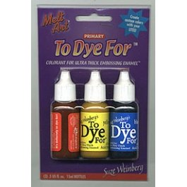 Suze Weinberg's To Dye For - Green